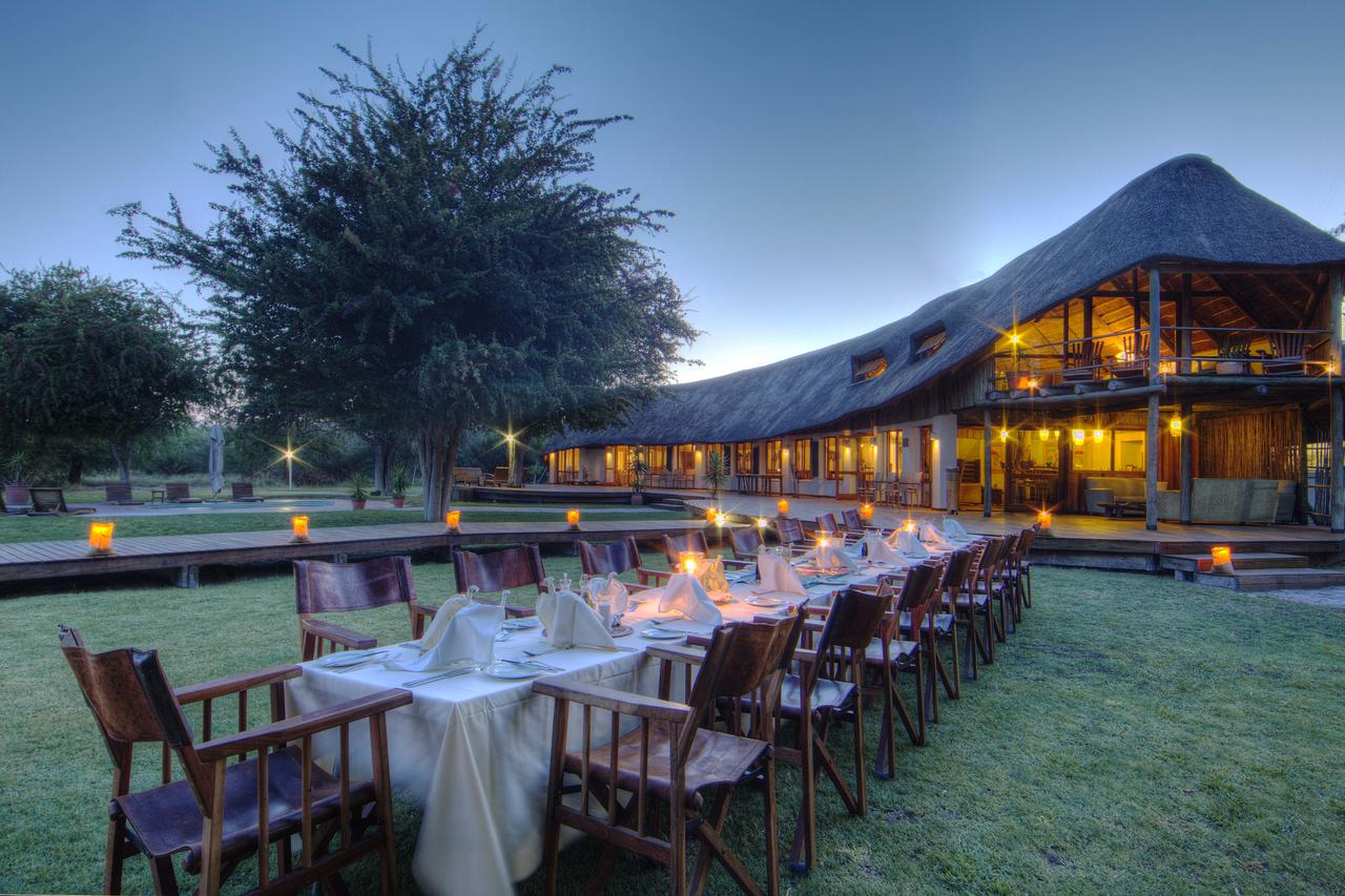Luxury safari vacation in Botswana